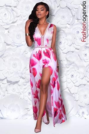Salopeta Lara Summer Pink