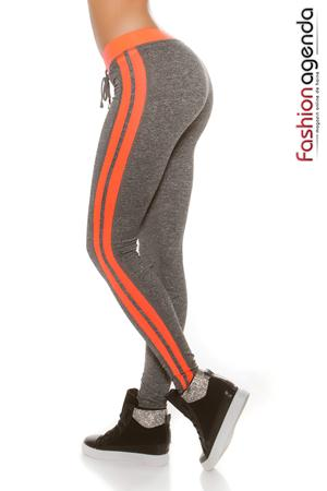 Colanti Fitness Trainer Orange