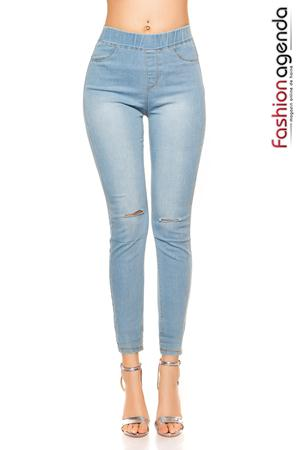 Pantaloni Baltimore Blue