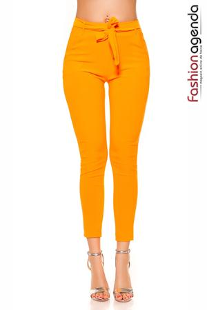 Pantaloni Casual Vermont Orange