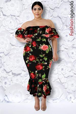 Rochie XXL Desire 214