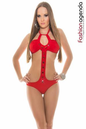Costum de Baie Neptune 75 Red