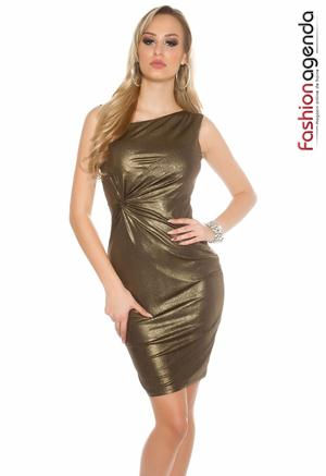 Rochie Gold Realm 08