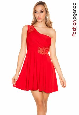 Rochie Red Realm 10