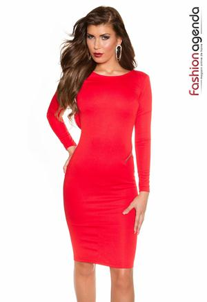 Rochie Red Realm 11