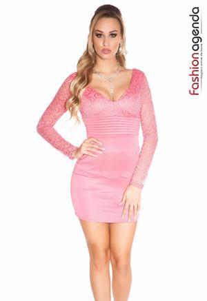 Rochie Pink Realm 13