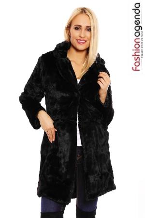 Jacheta Black Fur