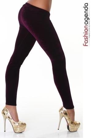 Colanti Purple Velvet