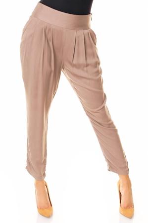 Pantaloni Bej Madeira
