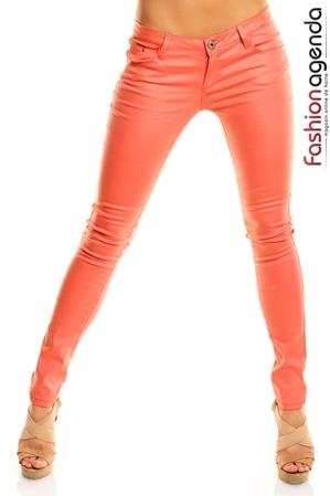 Pantaloni Coral Mistery