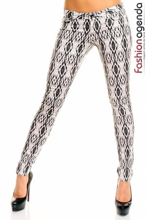 Pantaloni Barocco