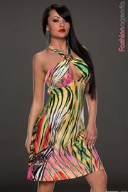 Rochie Yellow Harmony