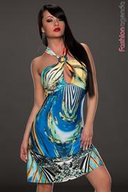 Rochie Blue Harmony