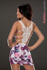 Rochie Cu Imprimeu Floral Nina