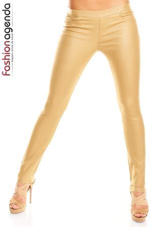 Pantaloni Mason Gold
