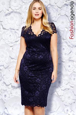 Rochie Xxl Desire 10 Blue