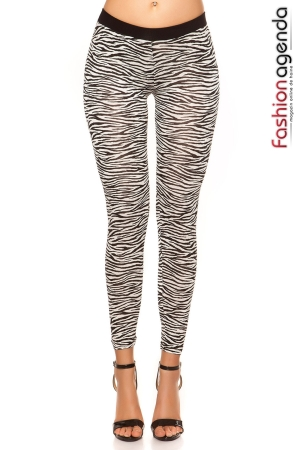 Colanti Zebra Print