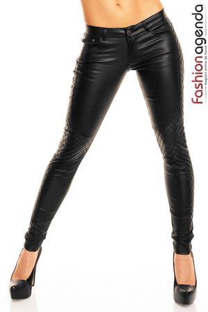 Pantaloni Negrii Floyd