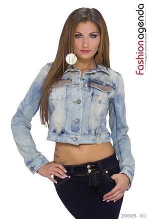 Jacheta de Jeans Joshua