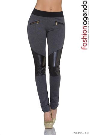 Pantaloni Gri Exposure