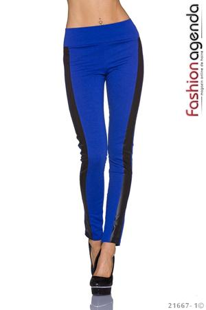 Pantaloni Magnetic Blue
