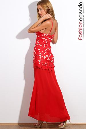 Rochie de Seara Gorgeous Red