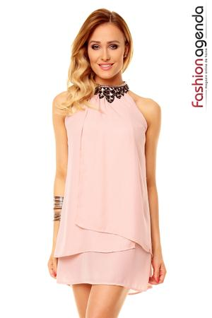 Rochie Rose Cecily