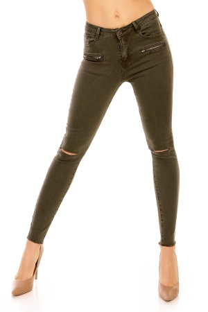 Jeans Lucky Green