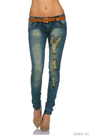 Jeans Blue Journey
