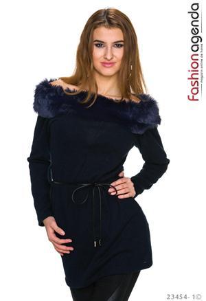 Bluza Bleumarin Adira