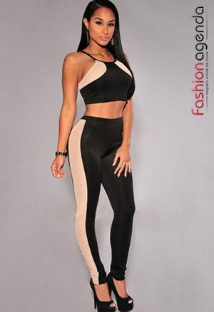 Set Top cu Pantalon Nassario