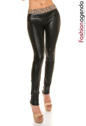 Pantaloni Delirium Black