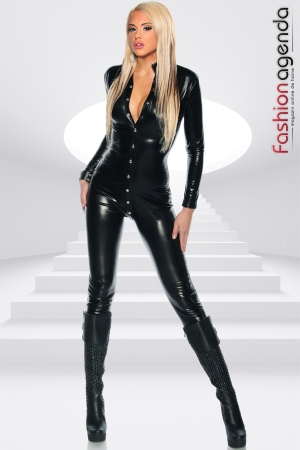 Salopeta din Latex Jessica