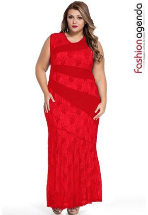 Rochie Xxl Desire 67 Red