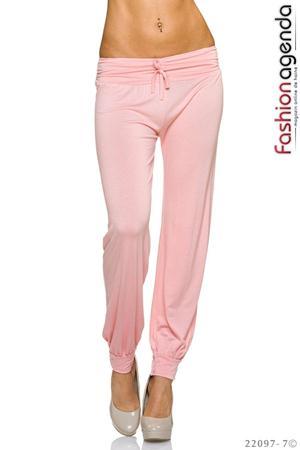Pantaloni Roz Viggo