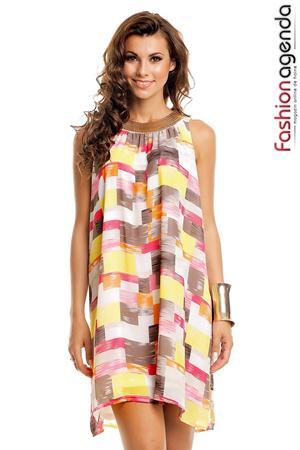 Rochie Pastel Rainbow