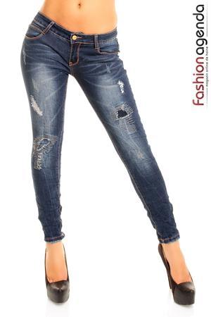Jeans Albastri Calvin