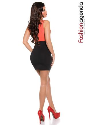 Rochie Coral Tabby
