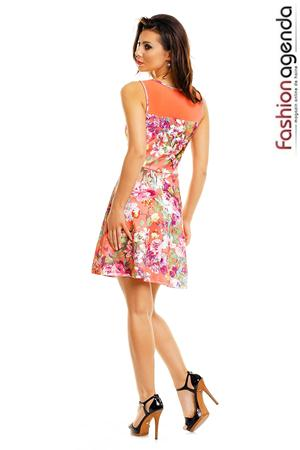 Rochie Coral Happiness