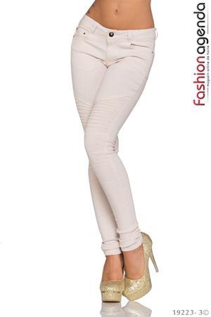 Pantaloni Bej Franco