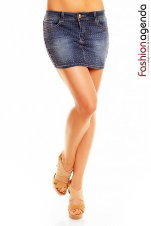 Fusta de Jeans Highlight