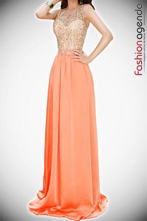 Rochie Rapture Orange