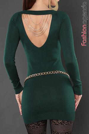 Pulover Distinctive Green