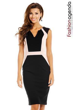 Rochie Neagra Precious 03