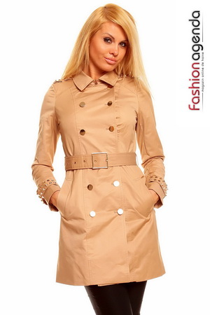 Trench cu Tinte London