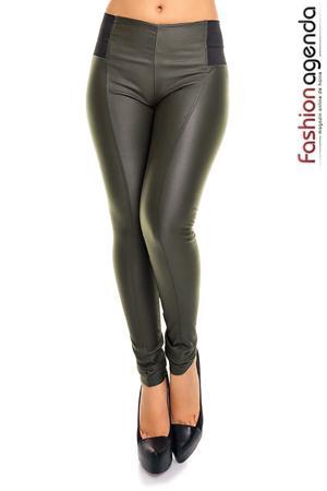 Pantaloni Olive Rivo