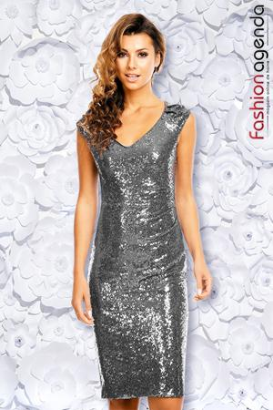 Rochie Private Party Silver