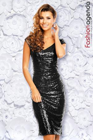 Rochie Private Party Black