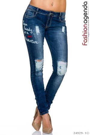 Jeans Ready Bleumarin