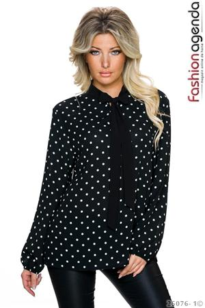 Camasa White Dots